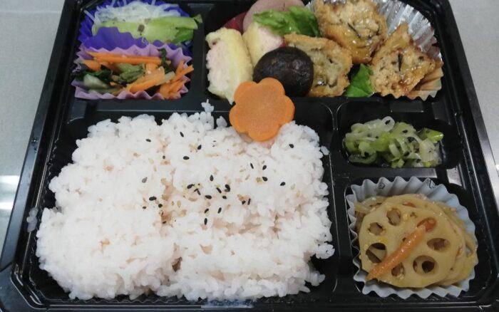 今日のランチはお決まりですか?りゅう菜の体に優しいお弁当いいね(^^♪