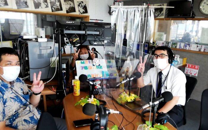 番組名「てぃらカフェ」・・・9月21日放送分(^o^)