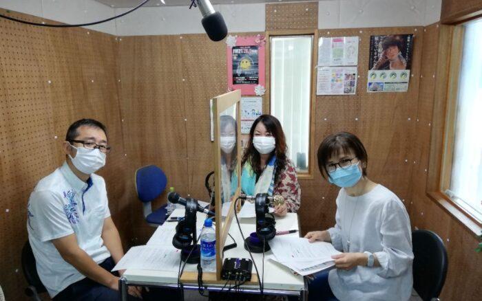 沖縄県地域統括相談支援センターピアサポート相談室。10周年特別番組収録・・・10月1日・8日・15日オンエアー(17時~18時)