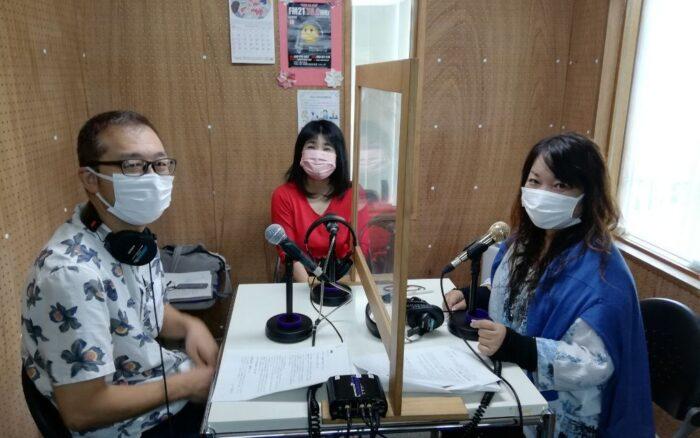 沖縄県地域包括支援センターピアサポート相談室10周年特別番組「がんピアサポート相談室」10月22日・29日放送分収録でした(^o^)